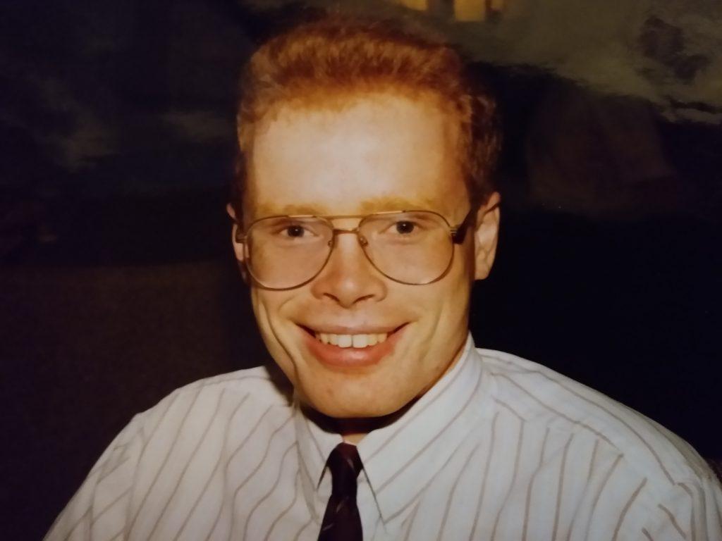 1988 - Aged 22