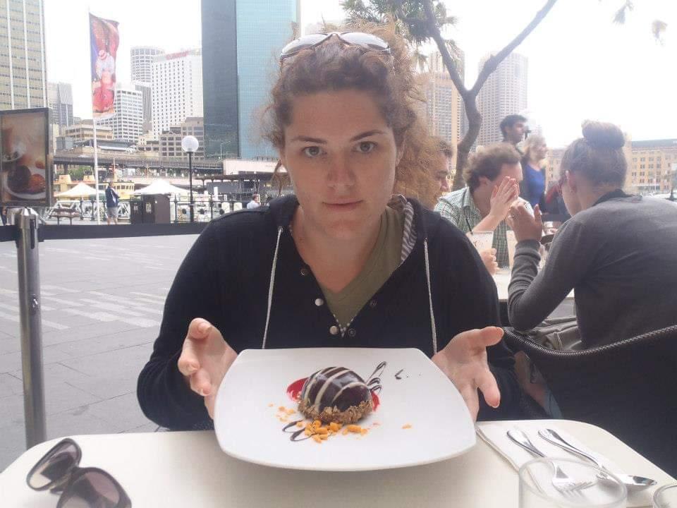 Rachel in 2012